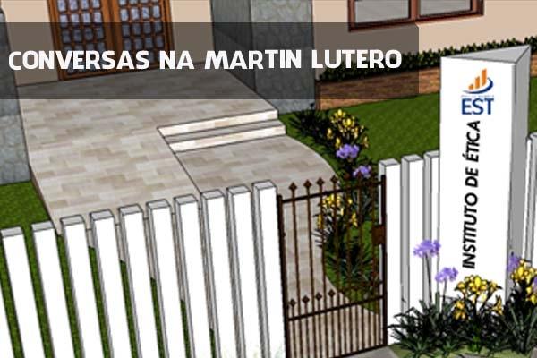 CONVERSAS NA MARTIN LUTERO - 3ª EDIÇÃO