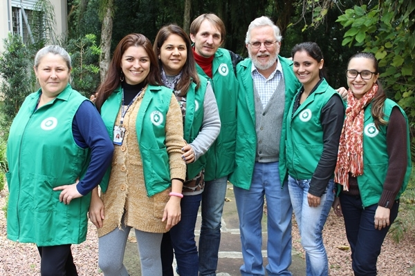 Integrantes da CIPA para a gestão 2014-2015 tomam posse