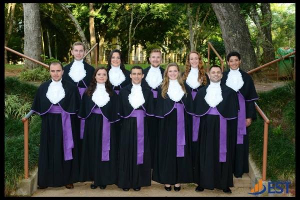 EST celebra formatura da Teologia no dia 12 de julho