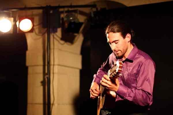 Violonista canadense realiza concerto na Faculdades EST