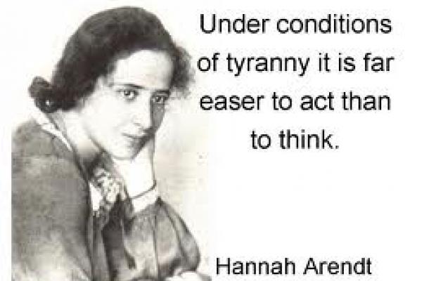 Pesquisadores da EST participam do VI Encontro Hannah Arendt