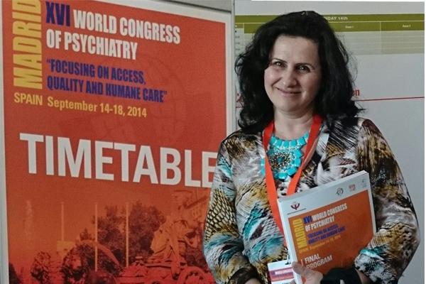 Trabalho sobre Tanatologia é apresentado na Espanha