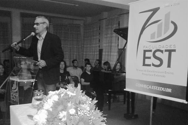 Faculdades EST prepara celebração de 70 anos
