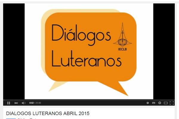 Diálogos Luteranos