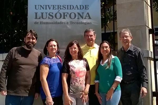 Grupo da Faculdades EST em Lisboa