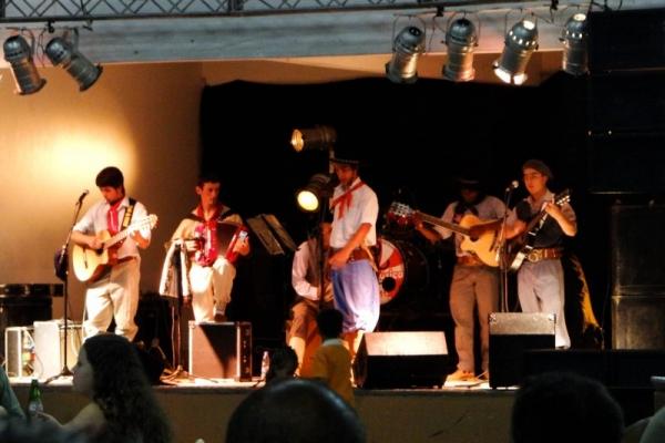 Grupo Sangue Crioulo lançará CD durante a Semana Farroupilha