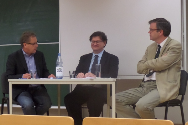 Intercâmbio Brasil-Alemanha trabalha perspectivas interculturais