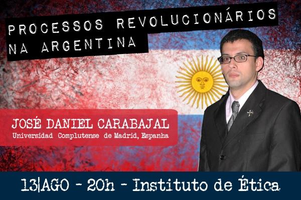 Processos revolucionários na Argentina