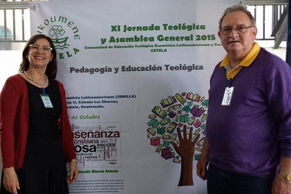 Faculdades EST na Guatemala