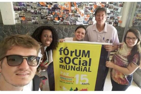 Faculdades EST no Fórum Social Mundial