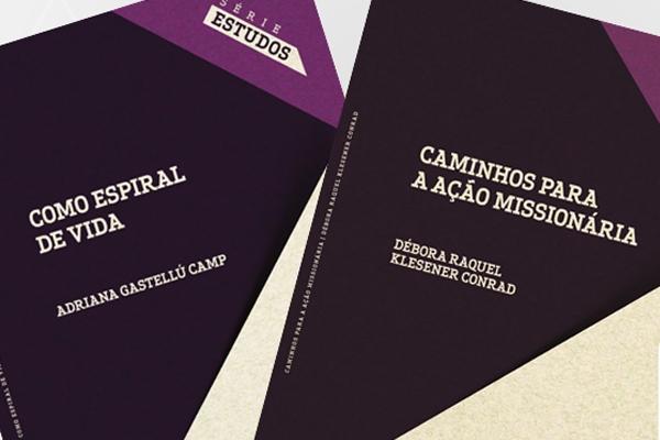 """InS abre """"Série Estudos"""" com a publicação de dois livros"""
