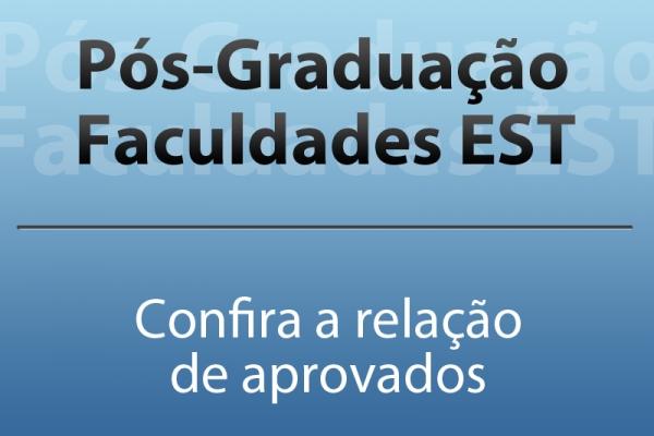 Lista de aprovados no Doutorado e Mestrado Acadêmico e Profissional