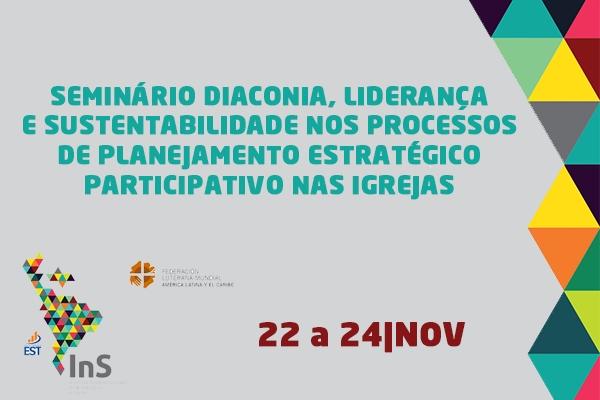 Seminário Diaconia, Liderança e Sustentabilidade