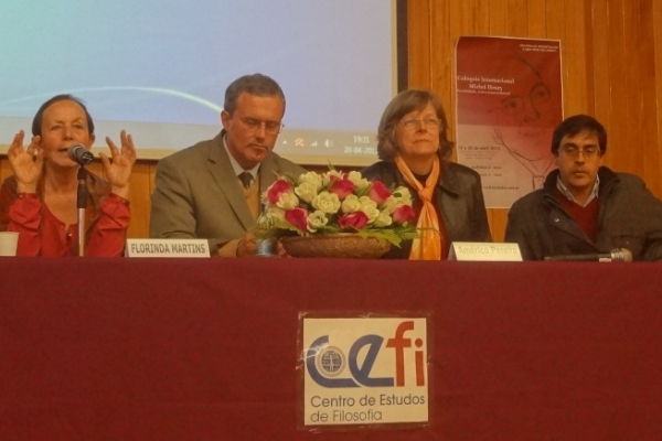 EST e CEFi estreitam parcerias para o desenvolvimento de pesquisas sobre Michel Henry