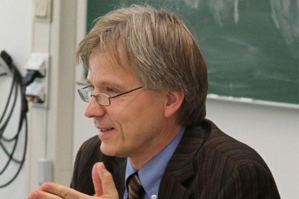 Faculdades EST recebe docente da Alemanha