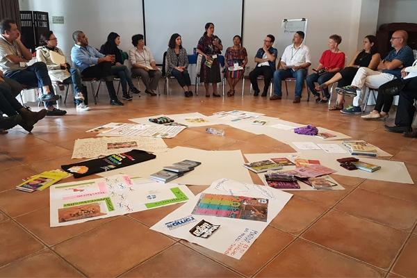 Reunião na Guatemala