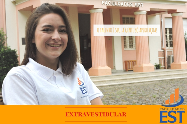 Extravestibular Faculdades EST 2017/2