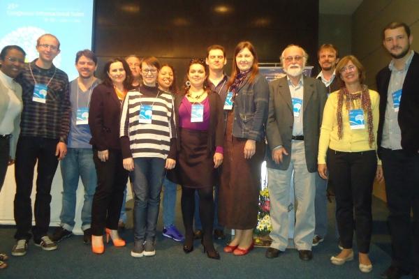 Professores e estudantes da EST participam de congresso internacional sobre mobilidade religiosa