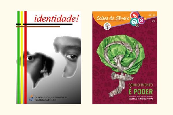 Novas edições dos Periódicos Identidade e Coisas do Gênero já estão disponíveis!