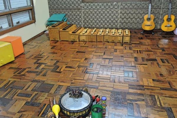 Dia do e da Musicoterapeuta será celebrado na EST