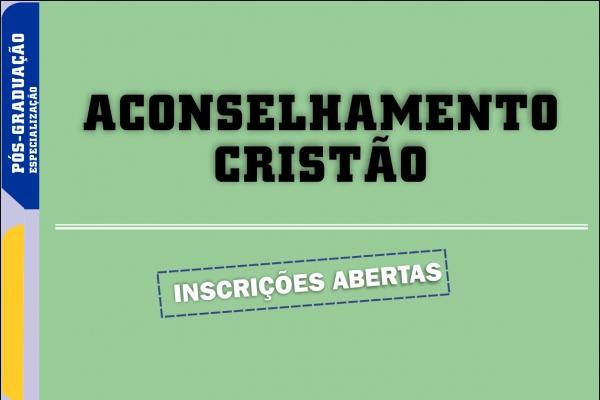Inscrições prorrogadas para Curso de Aconselhamento Cristão, em Brasília