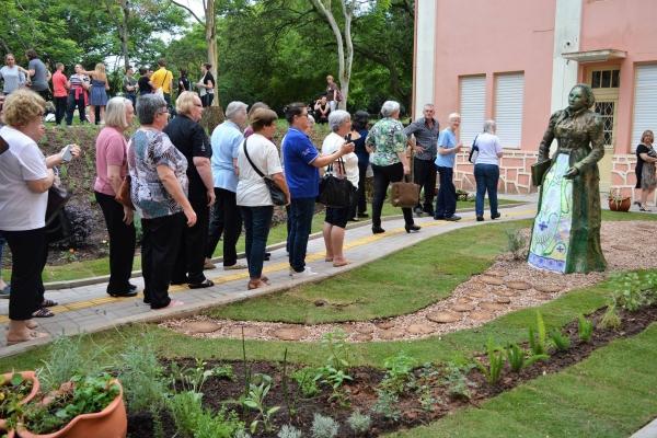 EST inaugura Memorial às Mulheres do Movimento da Reforma