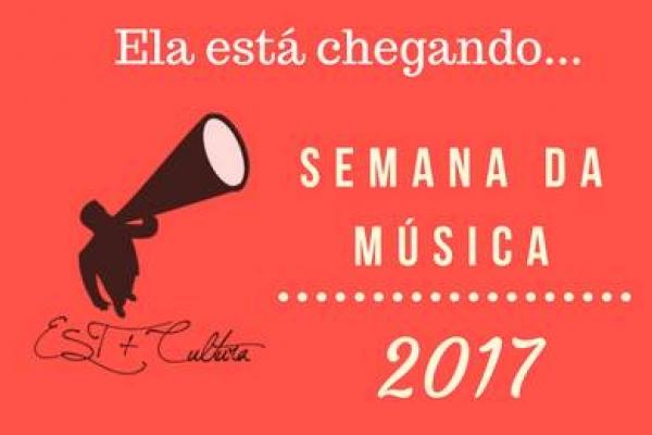 Semana da Música 2017