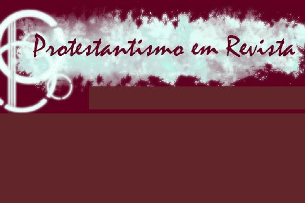 Protestantismo em Revista