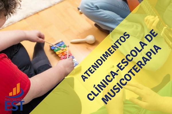 Atendimentos de Musicoterapia