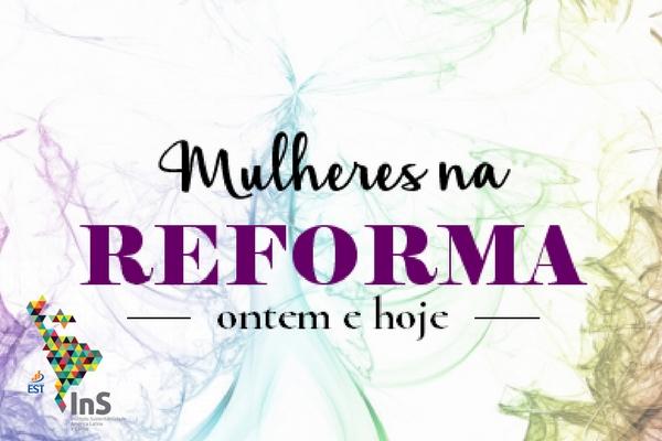Curso Mulheres na Reforma