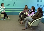 Entrevista com as professoras Gabriela Kunz e Adriana Presser (TV Unisinos) - Parte 1