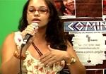 Entrevista com Andréia Cristina Almeida