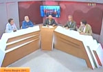 Programa Conversas Cruzadas (apresentado na TV Com) debate o tema da sucesso do Papa