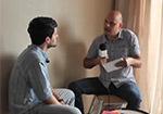 1° Circunferência Cultura Viva fala sobre musicoterapia com o profissional Sandro Santos da Rosa